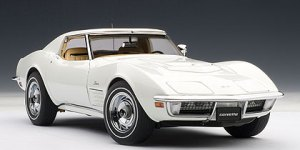 AUTOart 1970 Chevrolet Corvette Diecast Model