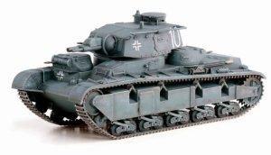 Dragon Armor 1/72 Neubau-Fahrzeug Nr.3-5, Versuchsfahrzeuge, Germany 1940 Tank Model