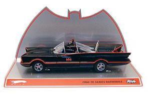 Mattel Elite Batmobile Diecast Car Model