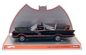 Mattel Elite Batmobile Diecast Car Model