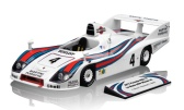 True Scale Miniatures 1977 Porsche 936 Martini #4 Le Mans