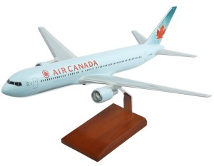 Air Canada B767-300 Model Airplane