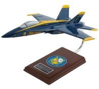 F/A-18 Blue Angels Model Airplane