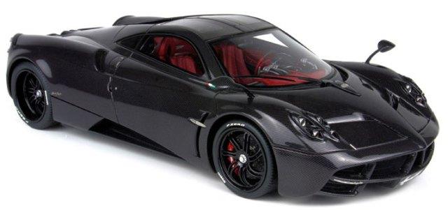 BBR Models 2012 Pagani Huayra Geneve Carbon Fiber BBR1832CF