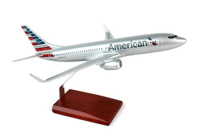 American Airlines Boeing 737-800 New Livery
