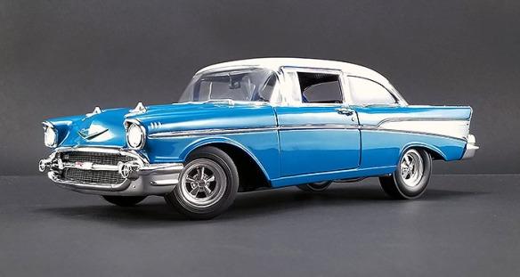 JUST ARRIVED! ACME 1957 Chevrolet Bel Air Hot Rod | Magellan