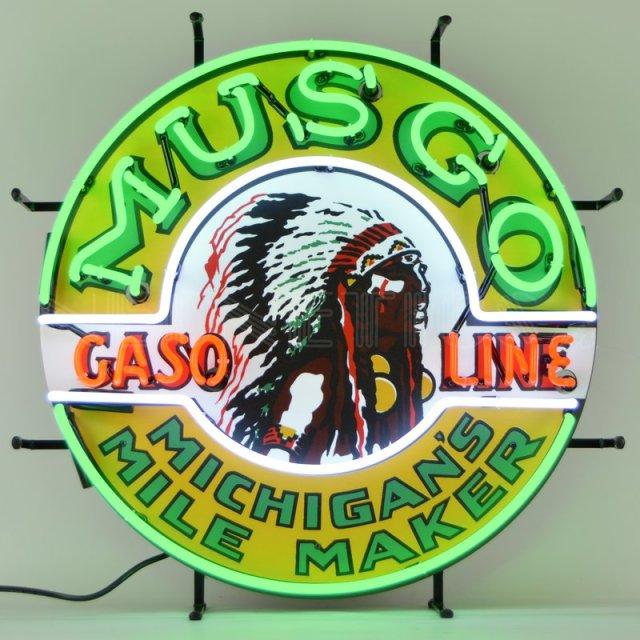 Musgo+Gasoline+Neon+Wall+Light